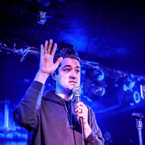 Matthew Barron Stage