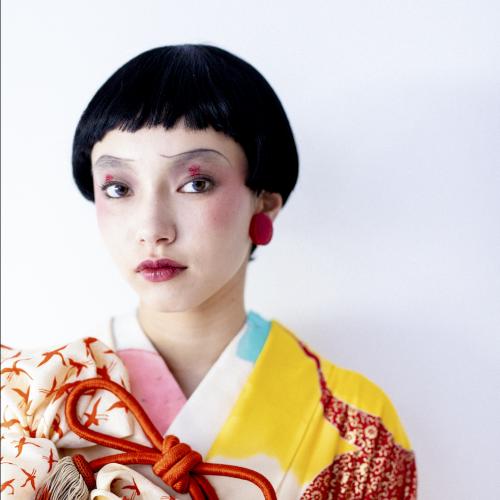 Maya Dale kimono