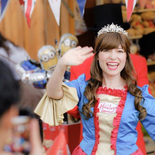 Miki Clark princess