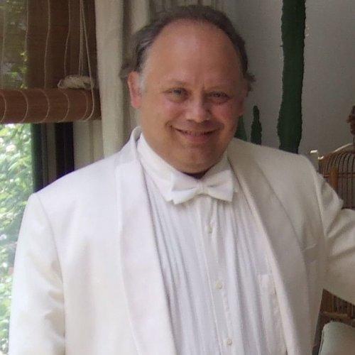 Walter Roberts White Tuxedo